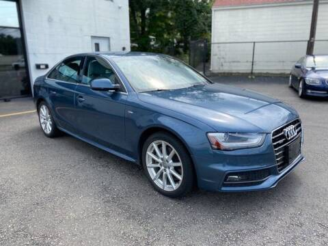 2015 Audi A4 for sale at Saugus Auto Mall in Saugus MA