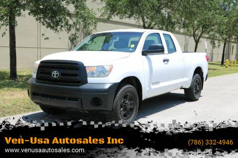 2013 Toyota Tundra for sale at Ven-Usa Autosales Inc in Miami FL