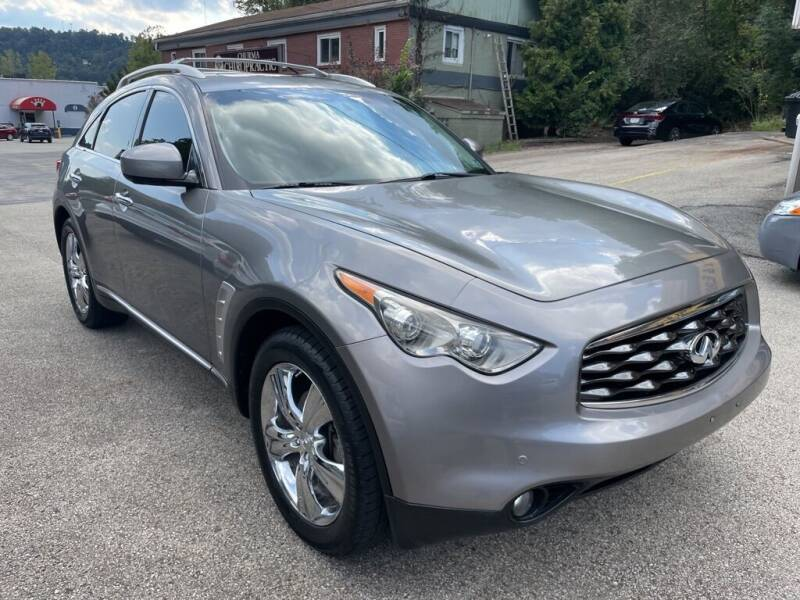 2010 Infiniti FX35 for sale at Worldwide Auto Group LLC in Monroeville PA