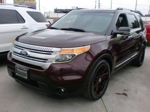 2011 Ford Explorer for sale at Williams Auto Mart Inc in Pacoima CA