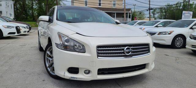 2009 Nissan Maxima for sale in Glenolden, PA
