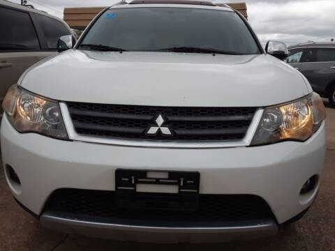 2009 Mitsubishi Outlander for sale at Auto Haus Imports in Grand Prairie TX