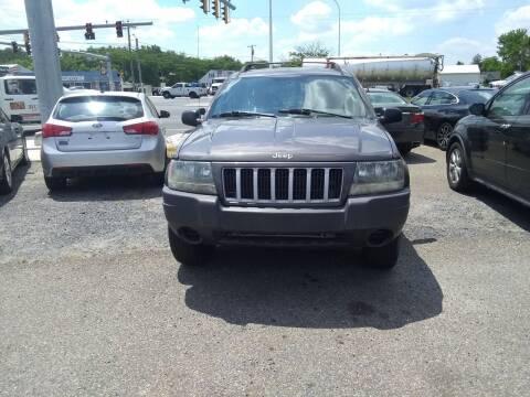 2004 Jeep Grand Cherokee for sale at Marino's Auto Sales in Laurel DE