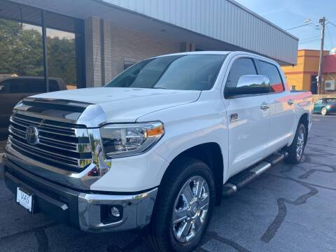 2018 Toyota Tundra for sale at Viewmont Auto Sales in Hickory NC