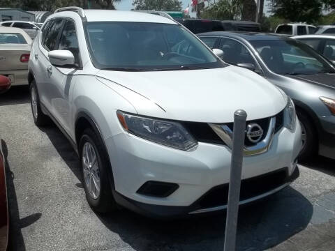 2014 Nissan Rogue for sale at PJ's Auto World Inc in Clearwater FL