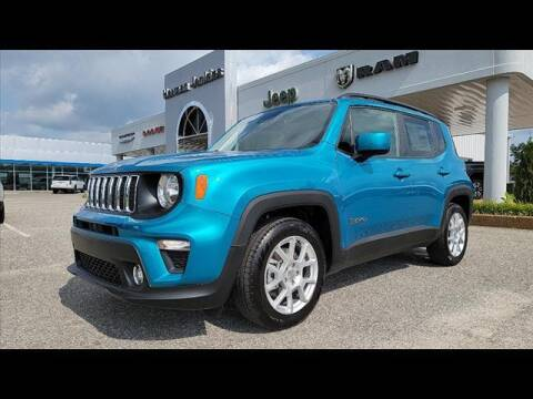 2021 Jeep Renegade for sale at Herman Jenkins Used Cars in Union City TN