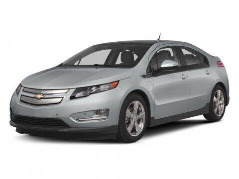 2014 Chevrolet Volt for sale at J T Auto Group in Sanford NC