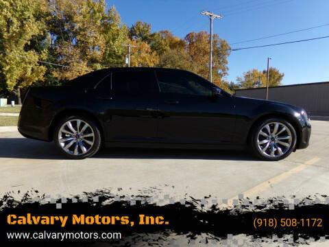 2014 Chrysler 300 for sale at Calvary Motors, Inc. in Bixby OK