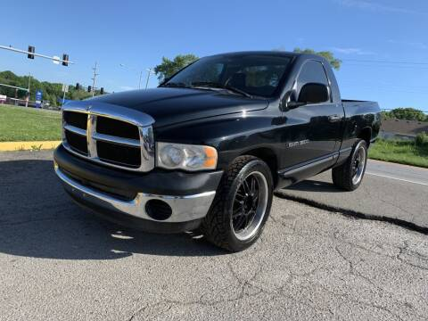 2005 Dodge Ram Pickup 1500 for sale at InstaCar LLC in Independence MO