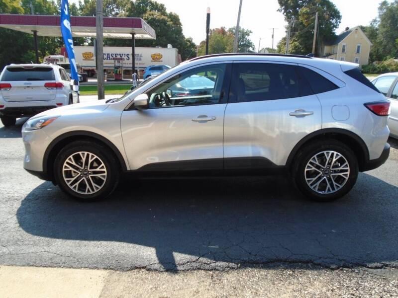 2020 Ford Escape for sale at Nelson Auto Sales in Toulon IL
