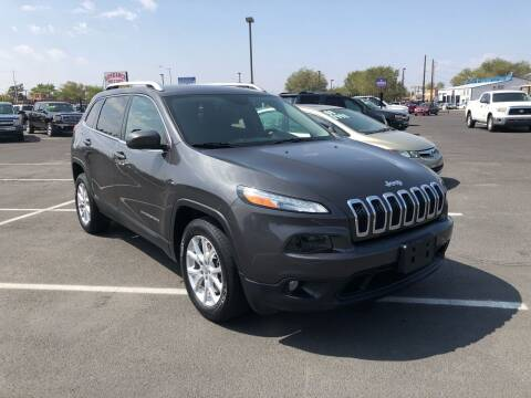 2015 Jeep Cherokee for sale at Car & Truck Gallery in Albuquerque NM
