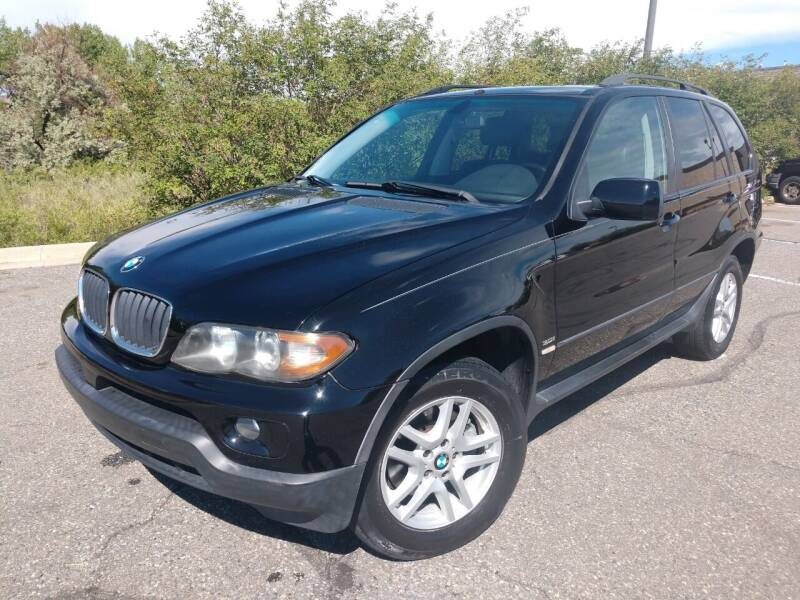2006 BMW X5 for sale at The Car Guy in Glendale CO