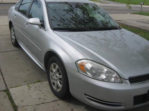 2010 Chevrolet Impala for sale at American & Import Automotive in Cheektowaga NY