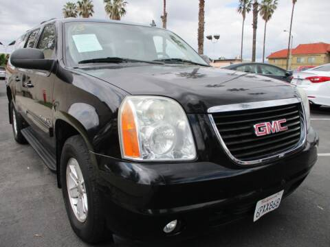 2011 GMC Yukon XL for sale at F & A Car Sales Inc in Ontario CA
