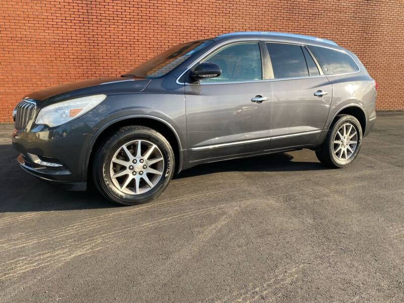 2014 Buick Enclave for sale at GTO United Auto Sales LLC in Lawrenceville GA
