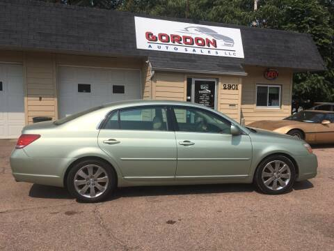 2005 Toyota Avalon for sale at Gordon Auto Sales LLC in Sioux City IA