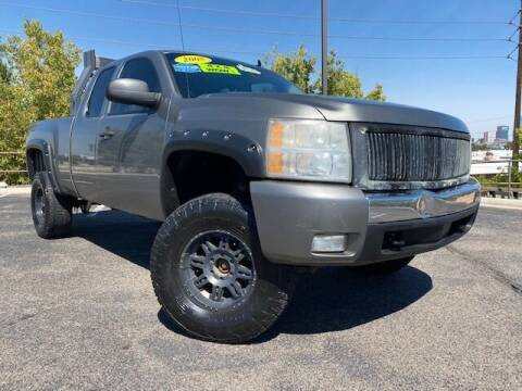 2008 Chevrolet Silverado 1500 for sale at UNITED Automotive in Denver CO