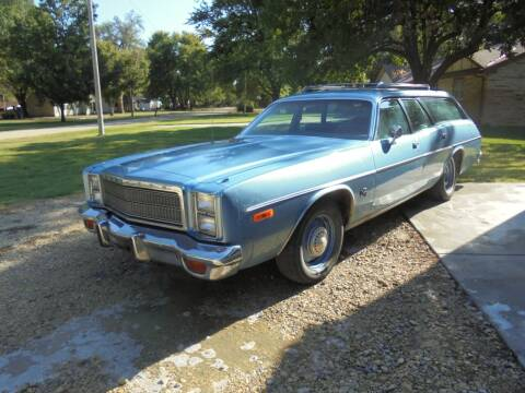1977 Plymouth Fury for sale at D & P Sales LLC in Wichita KS
