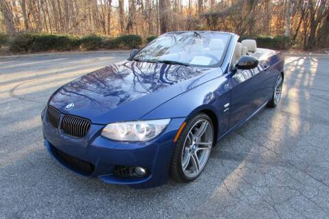 2011 BMW 3 Series for sale at AUTO FOCUS in Greensboro NC