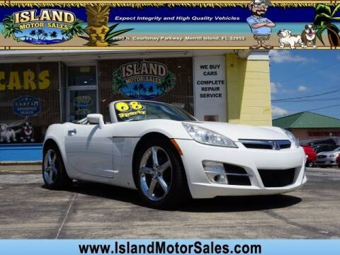 2007 Saturn SKY for sale at Island Motor Sales Inc. in Merritt Island FL