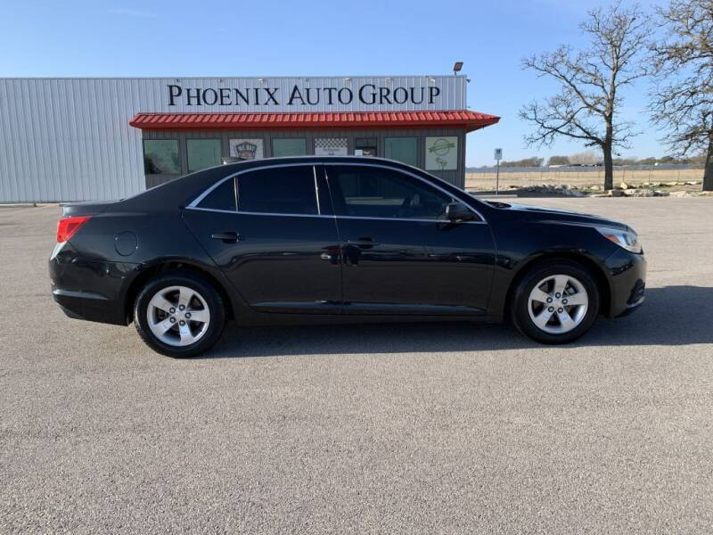 2015 Chevrolet Malibu for sale at PHOENIX AUTO GROUP in Belton TX