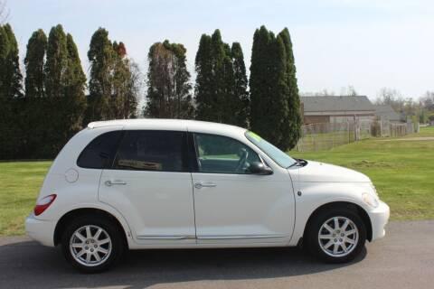 2010 Chrysler PT Cruiser for sale at D & B Auto Sales LLC in Washington Township MI
