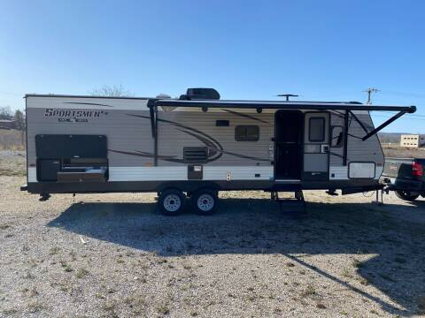 2017 KZ  Sportsman 301BHS for sale at Wildcat Used Cars in Somerset KY