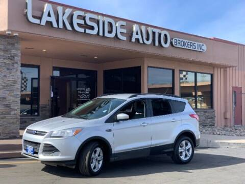 2014 Ford Escape for sale at Lakeside Auto Brokers Inc. in Colorado Springs CO