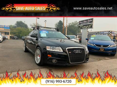 2011 Audi A6 for sale at Save Auto Sales in Sacramento CA
