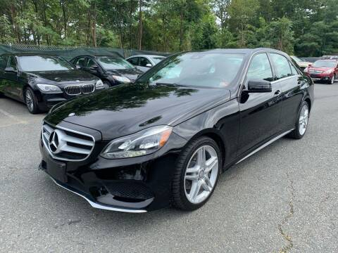 2014 Mercedes-Benz E-Class for sale at Dream Auto Group in Dumfries VA