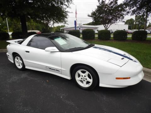 1995 Pontiac Trans Am for sale at Carolina Classics & More in Thomasville NC