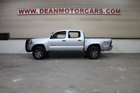 2013 Toyota Tacoma for sale at Dean Motor Cars Inc in Houston TX