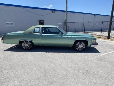 1979 Cadillac COMMERCIAL CHASSIS for sale at Niles Sales and Service in Key West FL