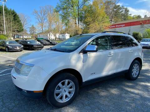 2007 Lincoln MKX for sale at Car Online in Roswell GA