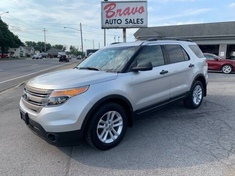 2015 Ford Explorer for sale at Bravo Auto Sales in Whitesboro NY