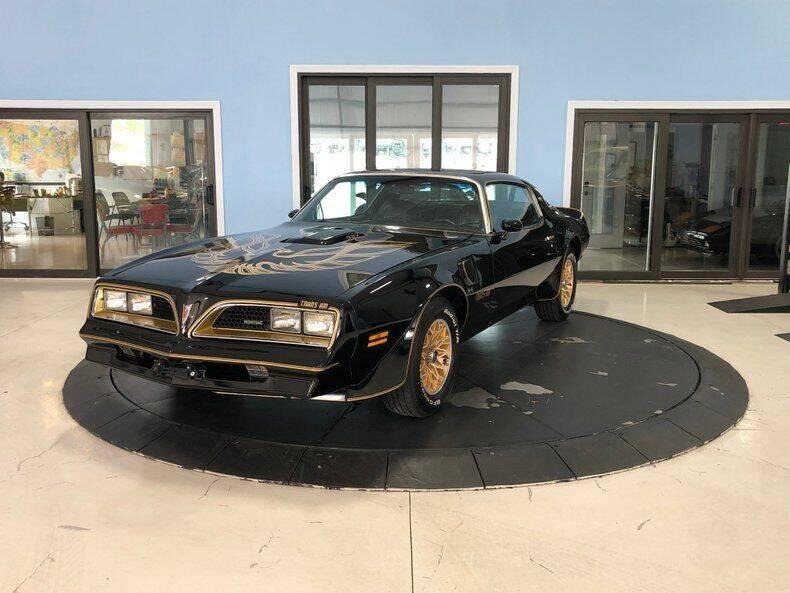 1977 Pontiac Trans Am for sale in Palmetto, FL