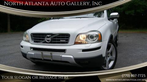 2011 Volvo XC90 for sale at North Atlanta Auto Gallery, Inc in Alpharetta GA