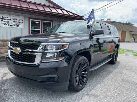 2016 Chevrolet Suburban for sale at Stoltzfus Auto Sales in Lancaster PA