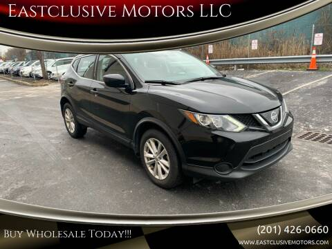 2018 Nissan Rogue Sport for sale at Eastclusive Motors LLC in Hasbrouck Heights NJ