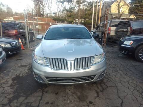 2010 Lincoln MKS for sale at Six Brothers Auto Sales in Youngstown OH