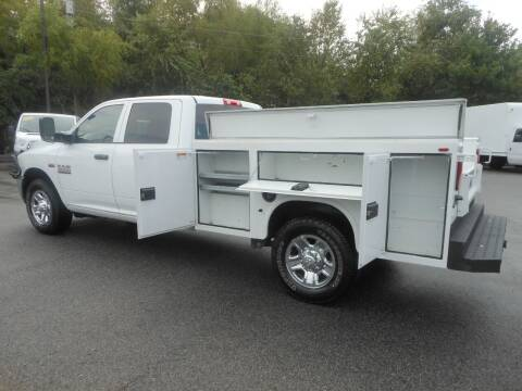 2018 RAM Ram Pickup 2500 for sale at Benton Truck Sales - Utility Trucks in Benton AR