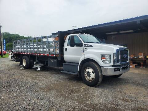 2016 Ford F-650 Super Duty for sale at H & H Enterprise Auto Sales Inc in Charlotte NC