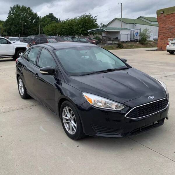 2015 Ford Focus for sale at Family First Auto in Spartanburg SC