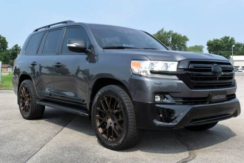 2019 Toyota Land Cruiser for sale at Heritage Automotive Sales in Columbus in Columbus IN