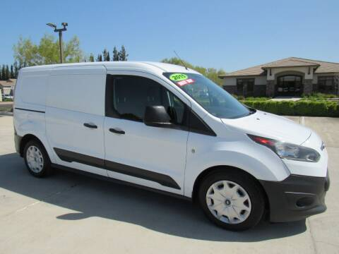2015 Ford Transit Connect Cargo for sale at Repeat Auto Sales Inc. in Manteca CA