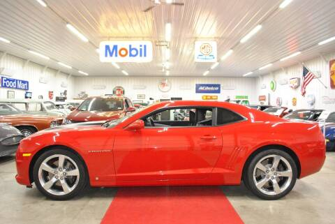 2010 Chevrolet Camaro for sale at Masterpiece Motorcars in Germantown WI