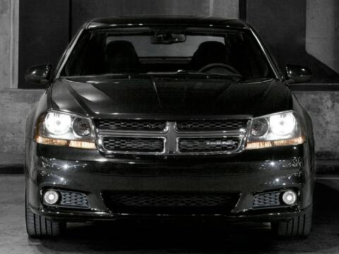 2012 Dodge Avenger for sale at Hi-Lo Auto Sales in Frederick MD