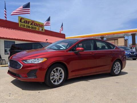 2019 Ford Fusion for sale at CarZoneUSA in West Monroe LA