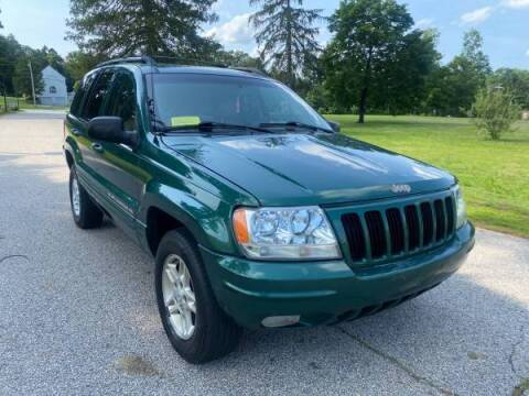 1999 Jeep Grand Cherokee for sale at 100% Auto Wholesalers in Attleboro MA