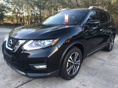 2017 Nissan Rogue for sale at Discount Auto Company in Houston TX
